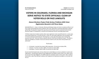 Voters in Colorado, Florida and Michigan Serve Notice to State Officials